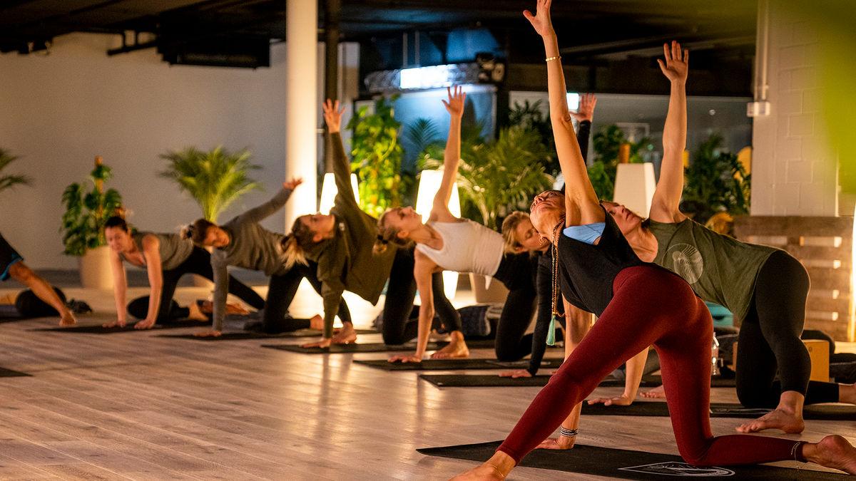 yoga course image